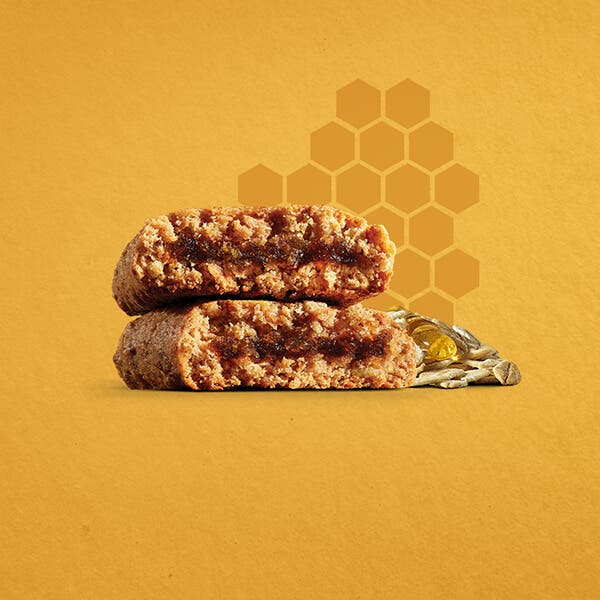 Organic Honey & Oat Bars