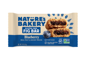 Gluten Free Fig Bars Blueberry