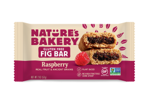 Gluten Free Fig Bars Raspberry