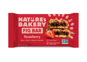 Whole Wheat Fig Bars Strawberry