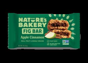 Whole Wheat Fig Bars Apple Cinnamon