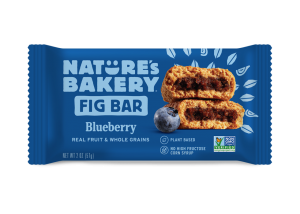 Whole Wheat Fig Bars Blueberry