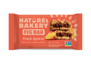 Whole Wheat Fig Bars Peach Apricot