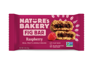 Whole Wheat Fig Bars Raspberry