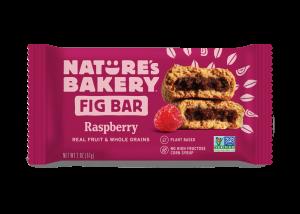 Whole Wheat Fig Bars Raspberry